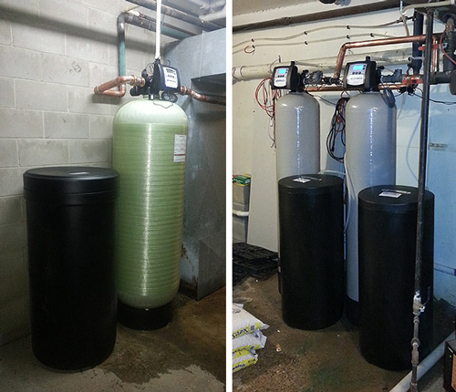 interested in our commercial water systems - Commercial Water Softener