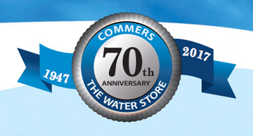 Commers Turns 70